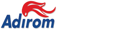 Adirom-Logo page