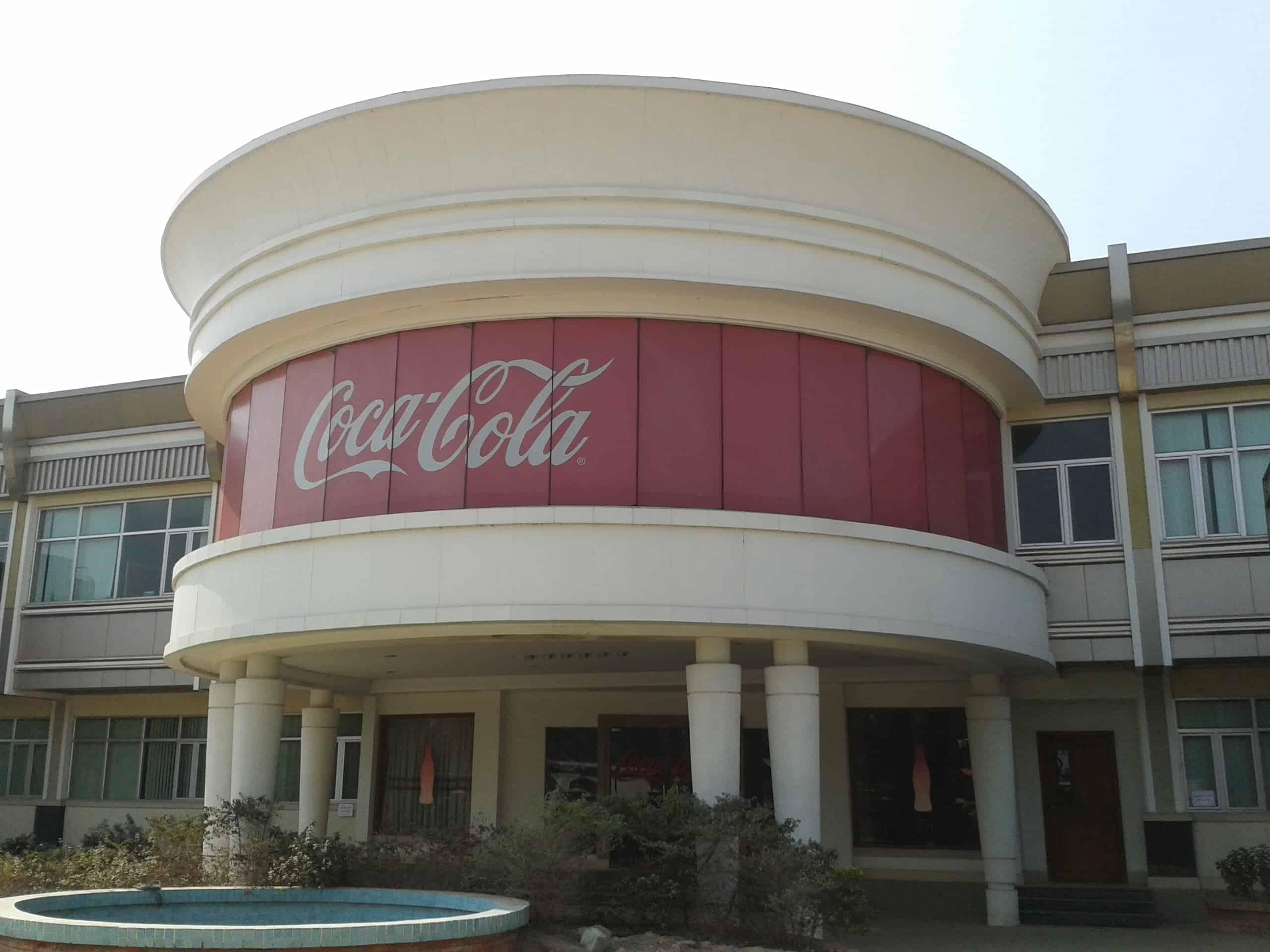 Coca Cola, Myanmar